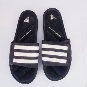 #31 Adidas Fit Foam Mens Slides Sandles 12 Shoes